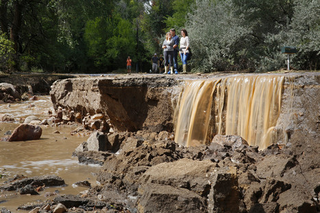 Colorado's 'Biblical' Flood In Line With Climate Trends | Environment | Scoop.it