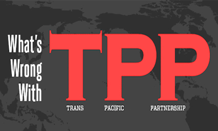 Congress Moves to Fast Track TPP, Threatening Human Health and Environment | EcoWatch | EcoWatch | Scoop.it