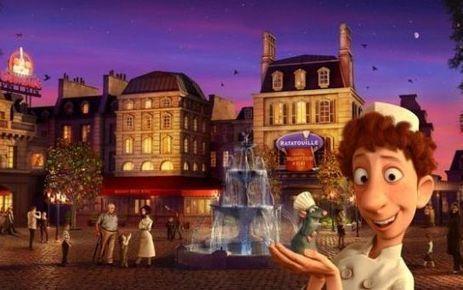 VIDEO. Disneyland Paris lève le voile sur sa nouvelle attraction Ratatouille | Vivre en Seine et Marne | Scoop.it