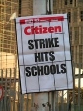 Teachers� Strike Outlawed! | Immigration Services and Visa Information | Scoop.it