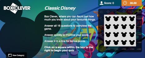 Disney Classics Quiz | QuizFortune | Quiz Related Biz - Social Quizzing and Gaming | Scoop.it