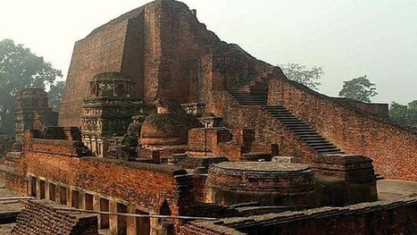 India's ancient university returns to life | Ancient Housing | Scoop.it
