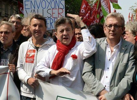 Européennes: Mélenchon prédit une «gauche non gouvernementale» devant le PS | Campagne européennes 2014 | Scoop.it