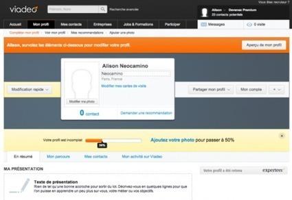 Comment se créer un profil Viadeo ? | Réseaux Sociaux Artisans - TPE - PME | Scoop.it