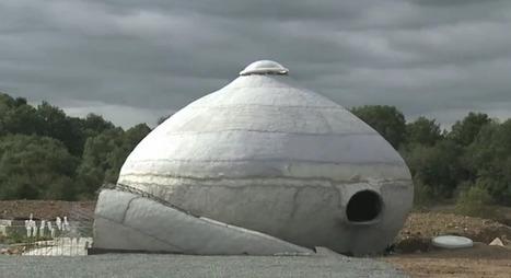 [vidéo] La maison bulle : une alternative architecturale | Maison ossature bois écologique | Scoop.it