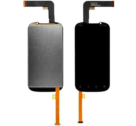 Black T-Mobile HTC Amaze 4G Ruby LCD Touch Assembly + 8 Tools Kit | Latest phone accessories | Scoop.it