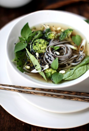 Fragrant Pho Noodle Bowl  by My New Roots | Real Deal Food | Scoop.it