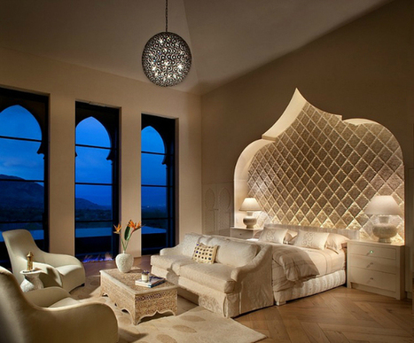 Remarkable home in Moroccan style | Do u like interior design? | Scoop.it
