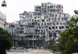 Syria's City of Homs, Shattered by War | Best of Photojournalism | Scoop.it
