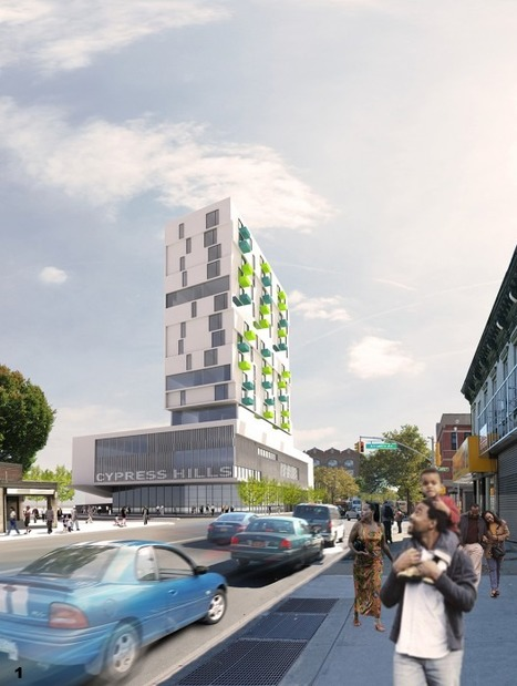 The potential for health outcomes to influence large-scale neighborhood and building design./ Interface Studio Architects   The Architecture of the City   Scoop.it