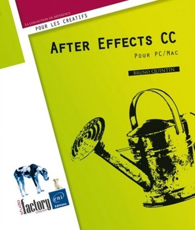Livre After Effects CC | 3D Library | Scoop.it