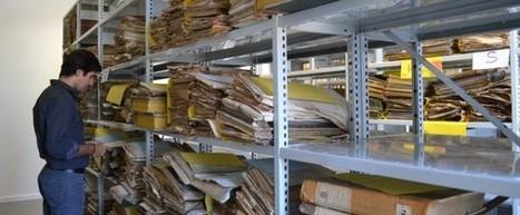 Arbois : les archives municipales bientôt dépoussiérées | Nos Racines | Scoop.it