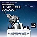 Info express: Inscription pour le bar étoilé BHV sont ouvertes - Lutetia : une aventurière à Paris   Paris Secret et Insolite   Scoop.it