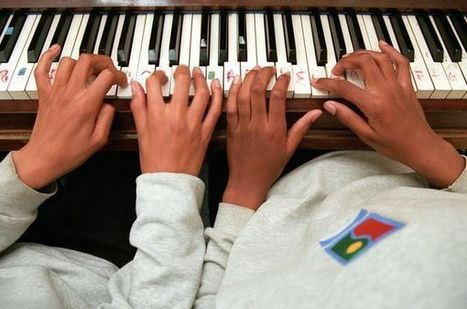Your Aging Brain Will Be in Better Shape If You've Taken Music Lessons | FMF | Scoop.it