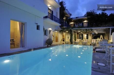 Afrodite hotel & villas à Αλυκή   Resto   Scoop.it