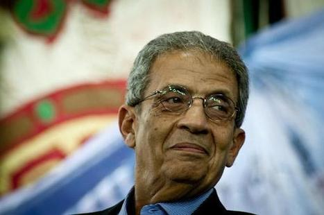 Moussa demands postponing referendum by two months   Égypt-actus   Scoop.it