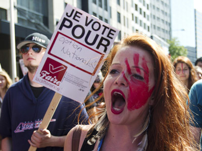 Massive student protests return to streets of Montreal (PHOTOS) — RT | Trade unions and social activism | Scoop.it