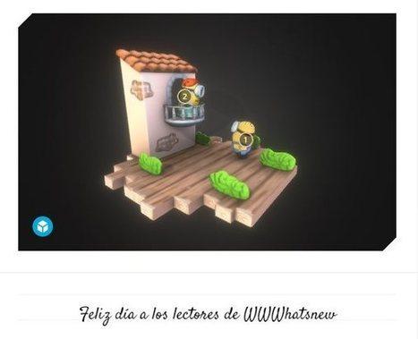 Postales de San Valentín en 3D | tecno4 | Scoop.it