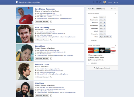 Facebook Graph Search ~ Grease n Gasoline | How to Increase your Facebook Business Fan Page Rankings Fast | Scoop.it