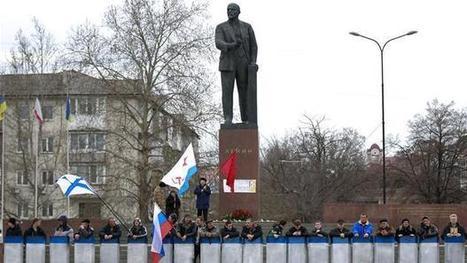 Tre scenarier: Det kan Nato gøre i Ukraine-konflikten   Koldkrig anno 2014   Scoop.it