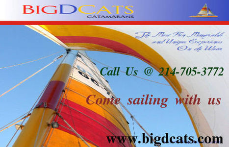 Make Your Celebration With Big Cats | Catamaran Services | Scoop.it