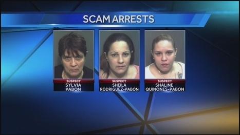 3 generations of women arrested for shoplifting | Deviant behavior | Scoop.it