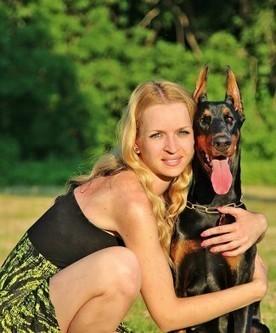 Doberman Pinscher Dog Breed Info | Natural Pet Care | Scoop.it