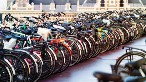 Bikes Are Officially More Popular Than Cars in Europe | Cartographie XY | Scoop.it