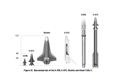 X-37 Still Aloft, May Look to Carry Astronauts | The Daily Planet | Planets, Stars, rockets and Space | Scoop.it