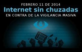 11 de febrero Protesta Mundial en contra de sistemas de vigilancia masiva « Fundación Karisma | Cultura Libre | Scoop.it