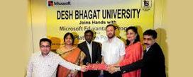 Education and Job News: Results Desh Bhagat University Gobindgarh | All Exam results | Scoop.it