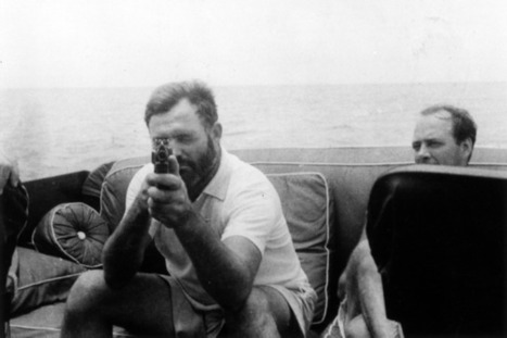 10 Life Lessons to Learn From Ernest Hemingway - Self Stairway | masterstorytellers | Scoop.it