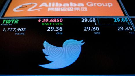 Twitter: stagnation du nombre d'utilisateurs | Actualité Social Media : blogs & réseaux sociaux | Scoop.it