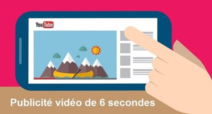 YouTube lance Bumper Ads : la publicité vidéo de 6 secondes - Arobasenet.com | TIC et TICE mais... en français | Scoop.it