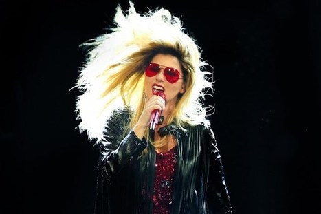 Shania Twain Returns 'Home' for Nashville Concert [Pictures] | Country Music Today | Scoop.it
