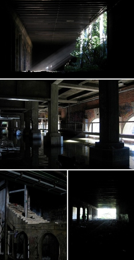 9 Ghost Stations and Abandoned Subways   Urban Ghosts     Urban Systems   Scoop.it