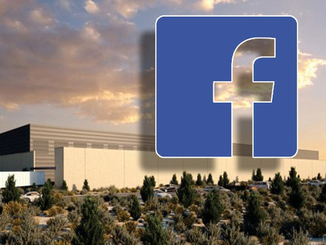 Facebook lifts the lid on its water, energy use | Sustain Our Earth | Scoop.it