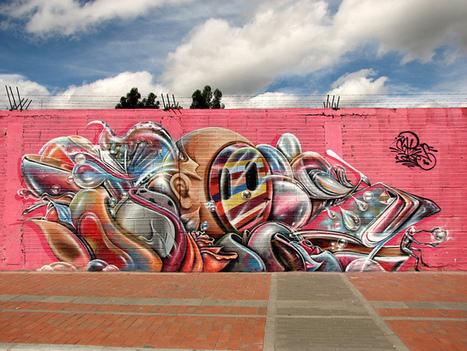 Vandalog – A Street Art Blog » Wild Style Wednesday! | World of Street & Outdoor Arts | Scoop.it