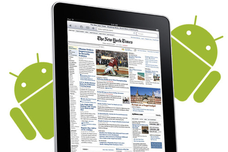 Apple's iPad app advantage over Android tablets continues to grow   Apple Rocks!   Scoop.it