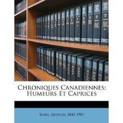 L'UNEQ met en ligne des perles du patrimoine littéraire québécois | Choses à lire | Scoop.it