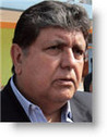 Garcia Backs Humala's Approach to Conga Protests - Andean Airmail & PERUVIAN TIMES | Latin American Mining | Scoop.it