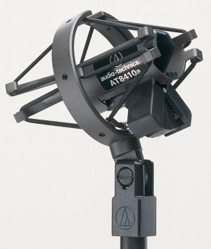 Audio-Technica AT8410a Microphone Shock Mount | Equipment and Techniques for Webcasters and Podcasters | Scoop.it