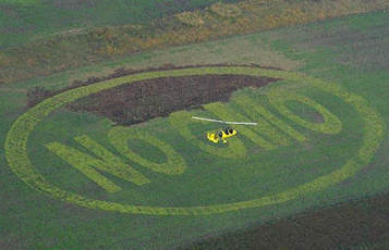 40 Tons of GMO Crops TORCHED in America, Media Blackout   Graines de Troc - Seeds swaping   Scoop.it