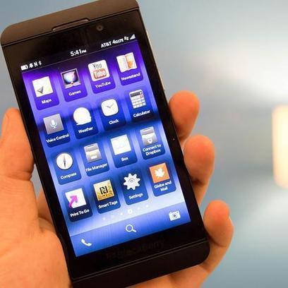 BlackBerry Z10 Smartphone Already Going for $1,500 on eBay | Digital-News on Scoop.it today | Scoop.it