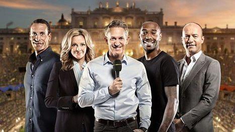 BBC - Euro 2016 across TV, radio and online on the BBC - Media Centre   SportonRadio   Scoop.it