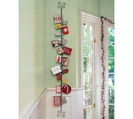 10 Inventive Ideas to Beautify your Home with DIY Holiday Cards | Home Decor | Scoop.it