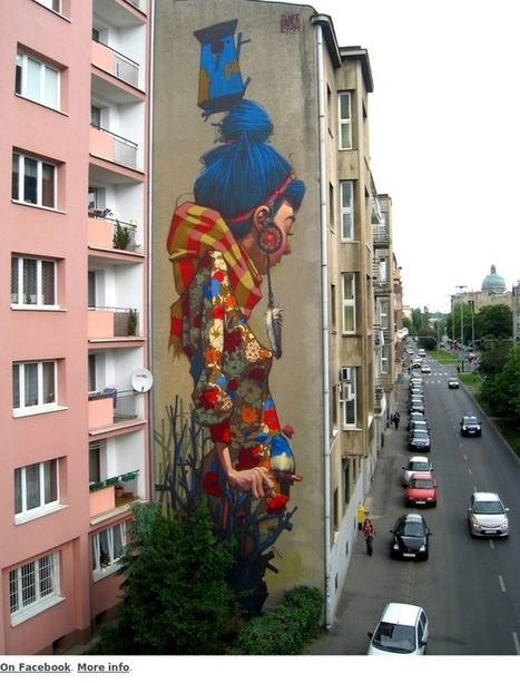 106 of the most beloved Street Art Photos | Place Holder Title | Scoop.it