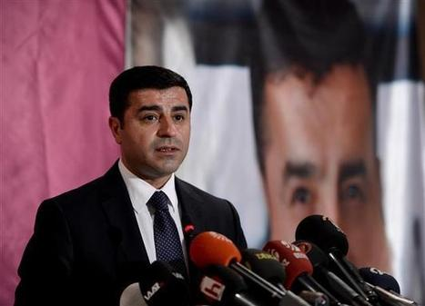 HDP officially nominates Demirtaş for presidential elections - Hurriyet Daily News | 2014 Presidential Election in Turkey | Scoop.it