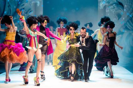 French Couture Week 2012 | Julien Fournié - Tarandip - Bloggers | Julien Fournié | Scoop.it