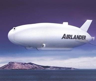 L'éternel retour du dirigeable | Aérostation, ballons et dirigeables | Scoop.it